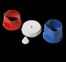 Plastic mould ring set (Dentaurum)
